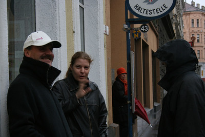 Wien 9. - 13. November 2007