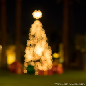 Wigwam Christmas Tree
