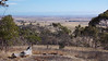 This is looking out towards Balaklava on the right (see our Flinders Trip) with Port Wakefield on the horison approximately in the centre of the photograph
