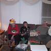 Christmas with Granpa Jim at Dan and Nancy's