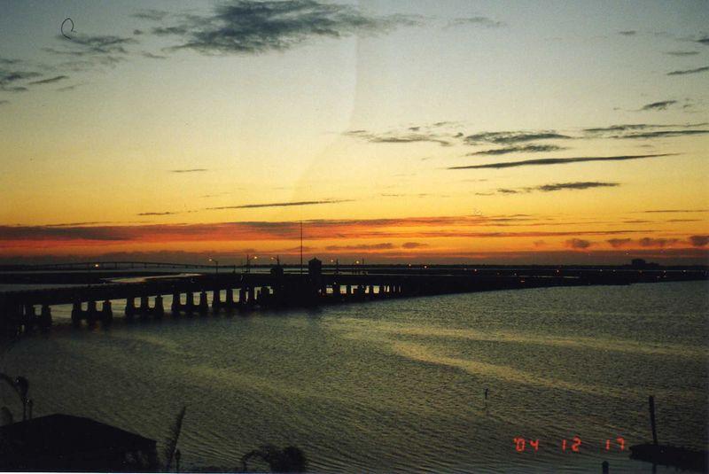 Morning Sky Over Ocean City