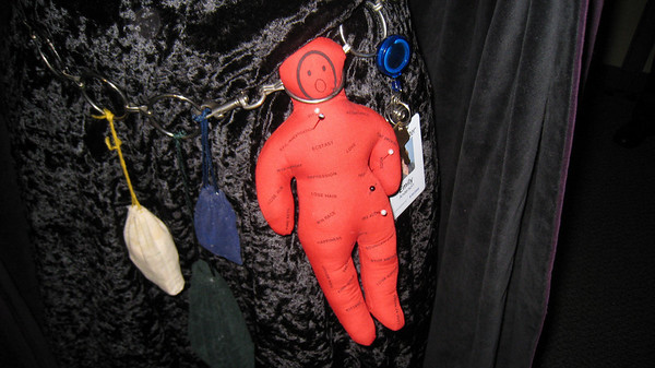 Emily's Voodoo doll