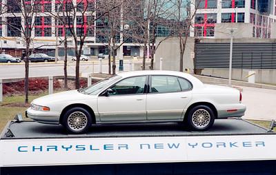 Chrysler New Yorker in Toronto in 1994