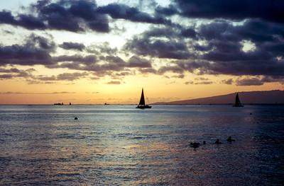 Hawaii '94 – world trip part 2