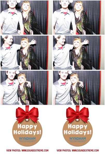 Wyndham Christmas Party 2015