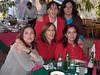 The sisters....Olivia, Maru, Estela, Paty and Rhina.