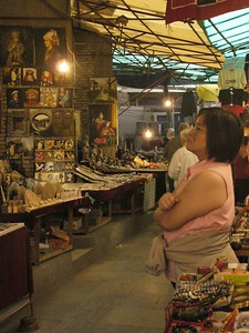 22Sep2005_1505 The 'Muslim market' at Xi'an.