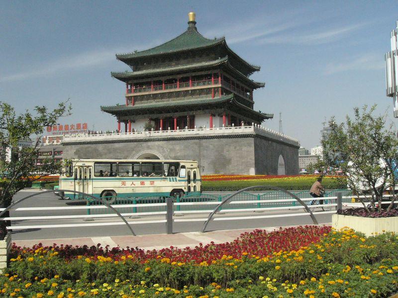 20051015_1611 Bell Tower (Zhong Lou)
