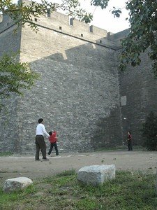 20051016_1613 Badminton by the West Wall