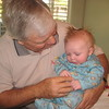 Ben and Great Grandpa