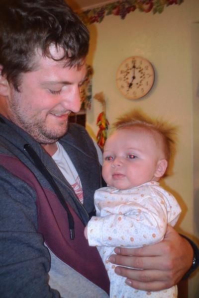 Ben and his Uncle Al.