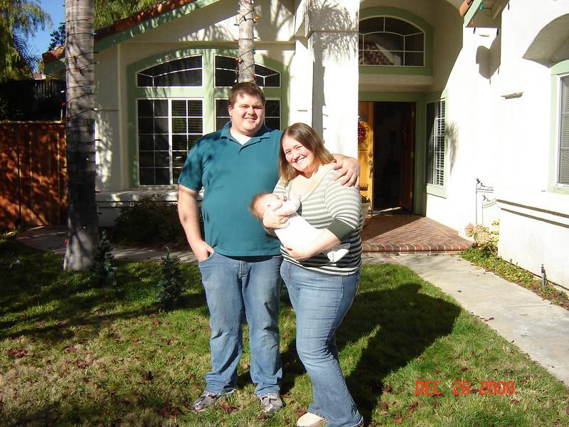 The new Johnson family