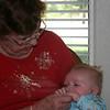 Ben and Great Grandma