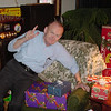 Curt and his presents 12-23-01