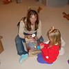 Mommy and Madison opening present 12-24-04