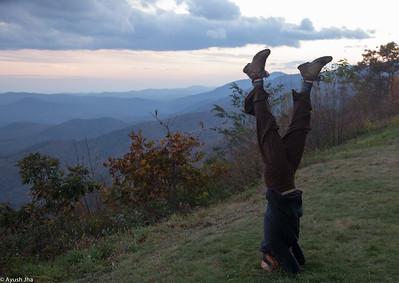 Yoga on Blue Ridge