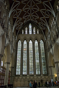 Another of the windows on the Minster