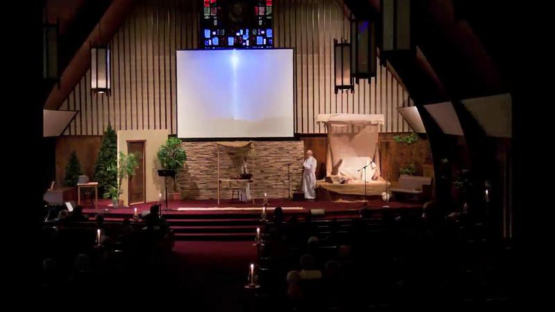 Yountville SDA Church Christmas Program