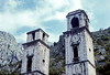 montenegro - kotor - church exterior