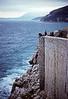dubrovnik - city walls and sea (1)