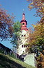 bled - island church - bell tower