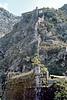 montenegro - kotor - town wall