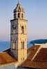dubrovnik - church bell tower