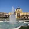 The Art Pavilion of Zagreb