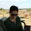 Happy wife on Safari again!