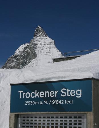 Zermatt 30.03.2013 - 06.04.2013