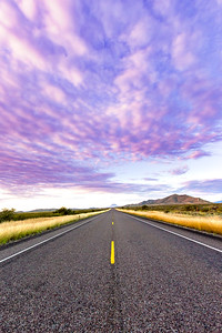 The Road Goes On Forever, Big Bend