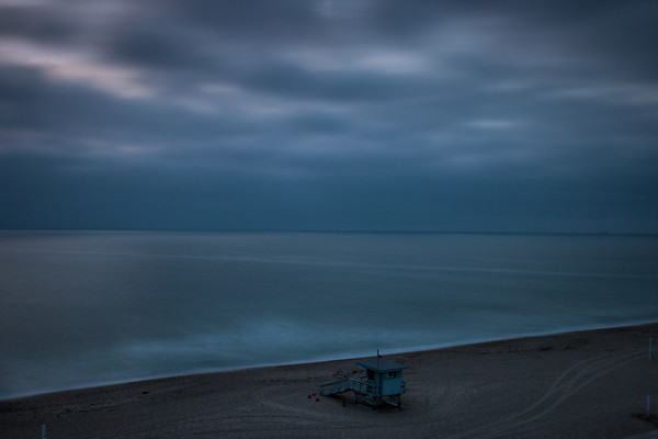 Redondo Beach, Long Exposure