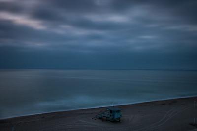 Redondo Beach, Long Exposure