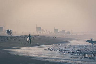 El Porto Sunrise 11-7-16