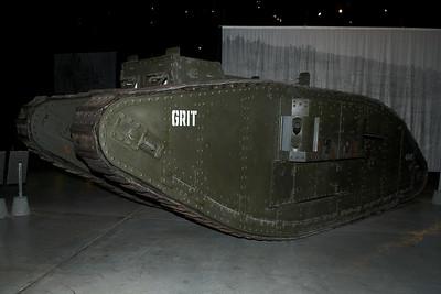 WW1 Cambrai Tank