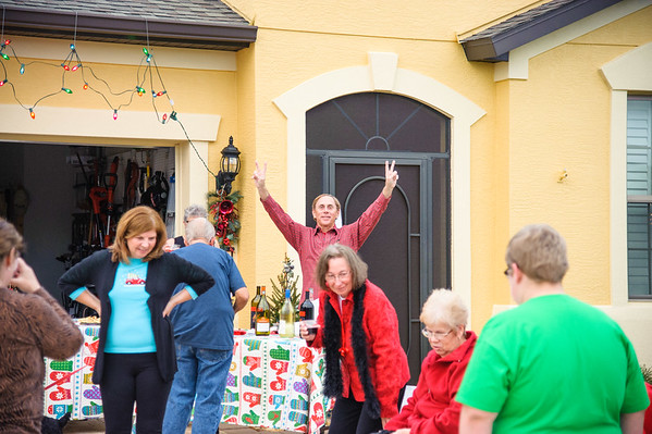 Weston 2016 Holiday Stroll & Roll