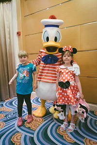 Holiday Friends with Donald