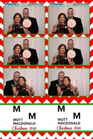 Mott Macdonald Christmas Party 12-09-2016