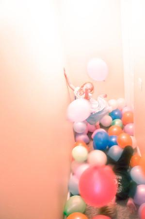 Jessie's Birthday Pit 2012