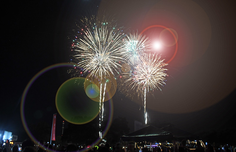 More than 35,000 people attended the Centennial Independence Celebration on Fort Benning's York Field June 23, 2018. Photo by Bridgett Sharp Siter for Fort Benning MWR