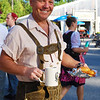 From keg tapping's and dachshund races to stein hosting and 10K cross country run, the 2012 Oktoberfest at Uchee Creek was the best one yet!