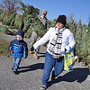 More than 700 Soldiers and their families received free Christmas trees from the annual Trees For Troops program Dec 6.  Photos by Bridgett Sharp Siter for Fort Benning MWR and Outdoor Recreation.