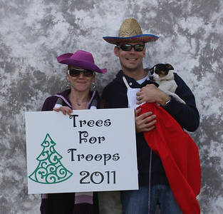 Trees for Troops 2011