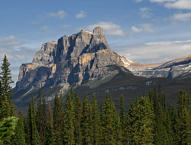 IMG_0265 Castle Mountain -  Icefields Parkway SM