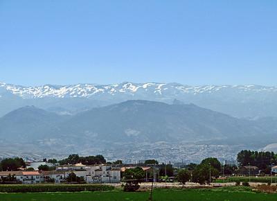 IMG_2552 Sierra Nevada above Granada, 13 July 2010 SM