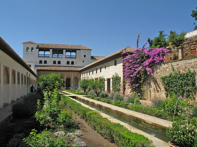 IMG_2616 Generalife Gradens, Alhambra, 13 July 2010 SM