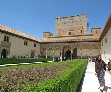 IMG_2583 Alhambra, 13 July 2010 SM