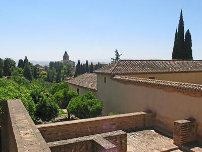 IMG_2621 Generalife Gardens, Alhambra, 13 July 2010 SM
