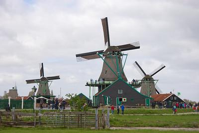Zaanse Schanse, windmill museum
