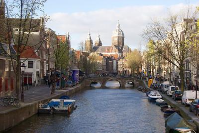 Around Amsterdam
